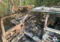 Житель Башкирии убил собутыльника и сжег его вместе с автомобилем