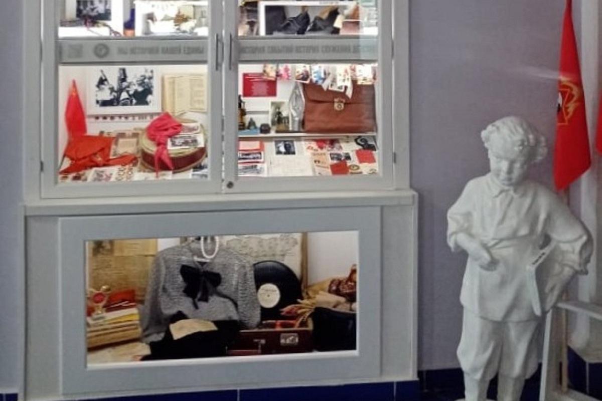 Своё 75-летие костромской Дворец творчества детей отметит выставкой ко Дню Пионерии