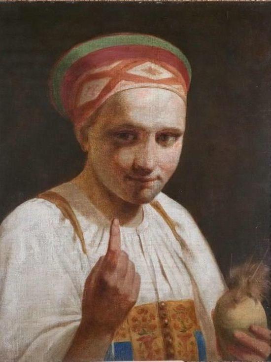 Картина Венецианова из музея в Кирове отправится в Дрезден