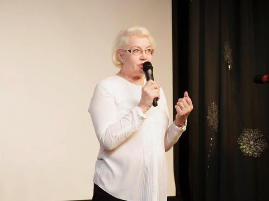В Томске уходит на пенсию глава департамента образования Ольга Васильева