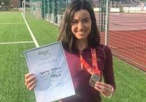 Спортсменка из Таштыпа завоевала серебро на Кубке России по легкой атлетике