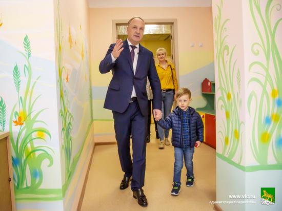 Мэр Владивостока Гуменюк заявил о своей отставке