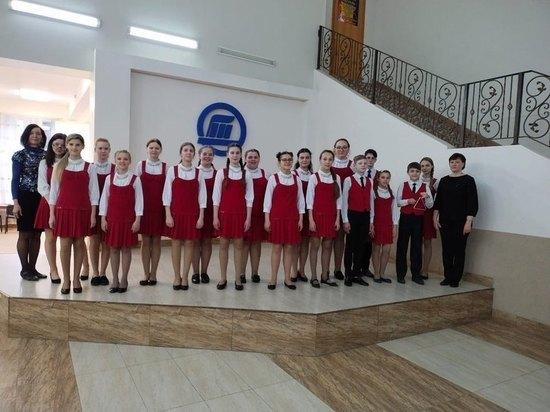 Коллектив из Серпухова стал лучшим на Международном музыкальном конкурсе