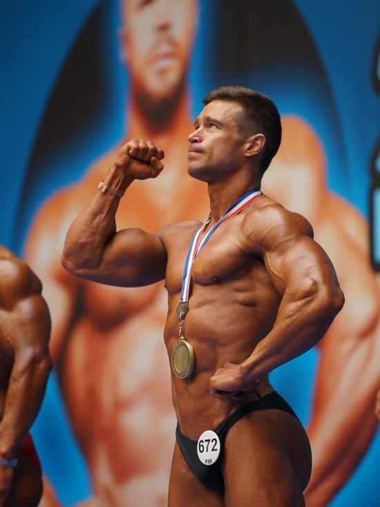 Спортсмен из Алтайского края стал чемпионом Европы по бодибилдингу