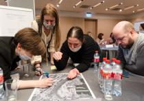 В стратегической сессии по развитию культурно-делового центра «Новый Мурманск» приняли участие эксперты, общественники, предприниматели, деятели культуры и активные горожане