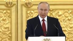Путин на видео анонсировал запуск четвертой вакцины от коронавируса