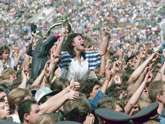 В Германии отметили ключевую роль западной поп-культуры в распаде коммунистической державы