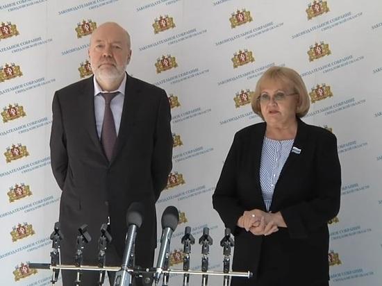 Крашенинников обсудил со свердловскими депутатами русский язык, двойные гражданства и электросамокаты