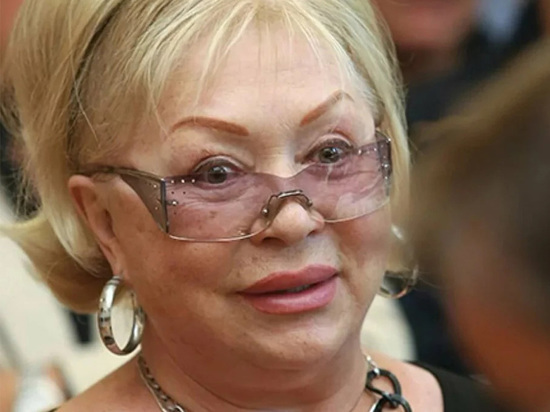 83-летняя актриса проходит реабилитацию в одной из московских больниц