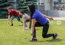 В республике открывается 22 мая седьмой сезон проекта «Зеленый фитнес»