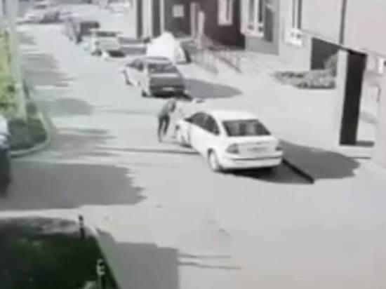 Житель Домодедово попал под собственный автомобиль