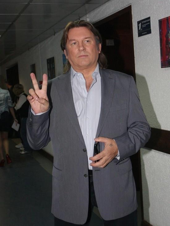 Юрий Лоза отреагировал на обвинения Меладзе в домогательствах