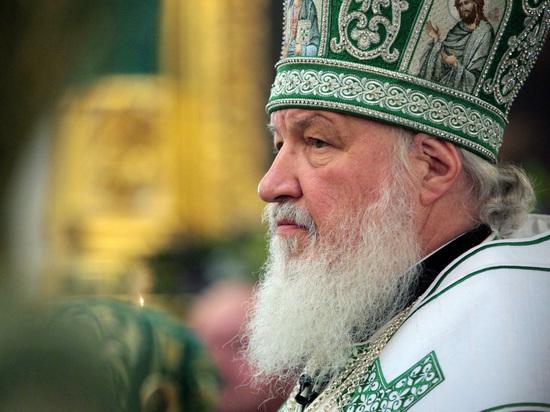 """""""Не знаю - в какой другой свободной стране есть такое единомыслие?"""" - удовлетворенно заявил патриарх Кирилл, подводя итоги встречи своей с парламентариями, прошедшей в Думе в рамках XXIX Международных образовательных чтений"""