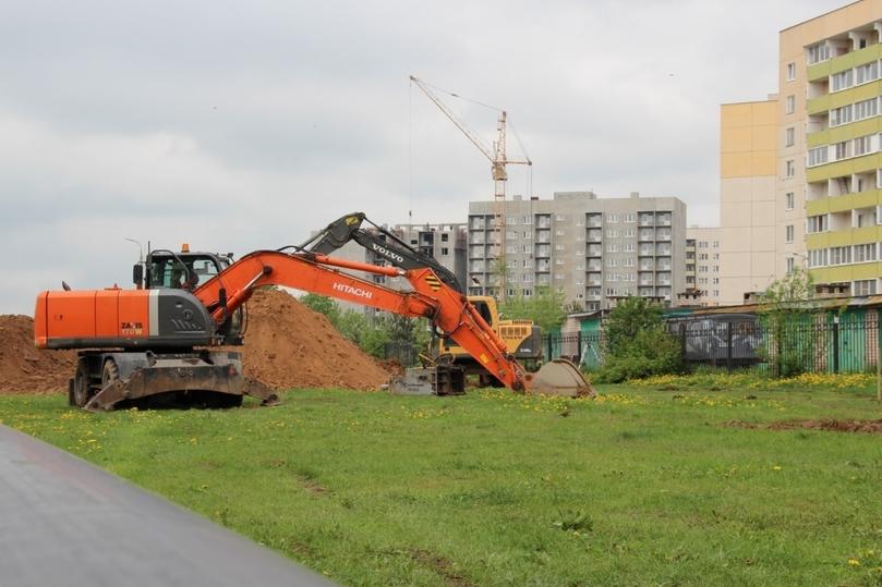 Масштабная реконструкция улицы Кузбасской Дивизии началась в Пскове, фото-3