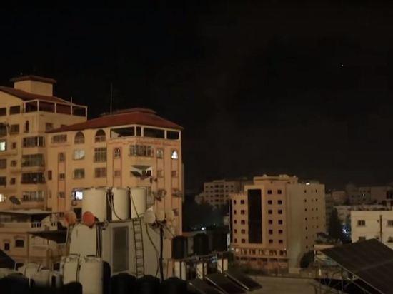 Красный полумесяц обвинил Израиль в неожиданной атаке на офис в Газе