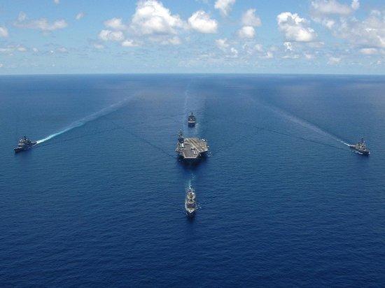 Главком ВСУ призвал НАТО увеличить свое присутствие в Черном море