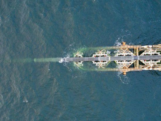 """Блинкен заявил Маасу, что США по-прежнему против """"Северного потока-2"""""""