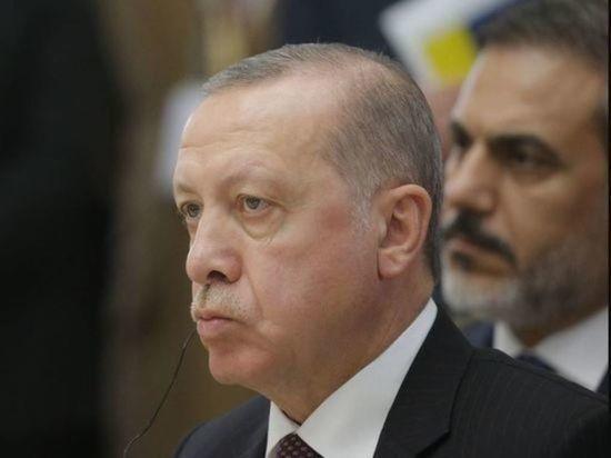 """Госдеп США осудил """"антисемитские высказывания"""" Эрдогана"""