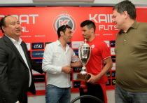 Алматинский футзальный клуб «Кайрат» в 18-й раз подряд завоевал звание чемпиона страны и добился уникального достижения – вышел в полуфинал Лиги чемпионов в десятый раз, что является европейским рекордом