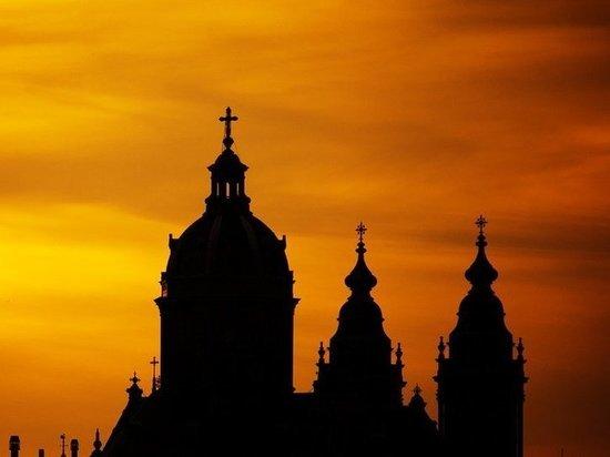 19 мая в Томск привезут частицу мощей святого Георгия Победоносца
