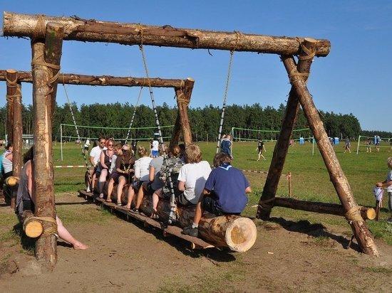 В томских загородных лагерях возникла нехватка мест