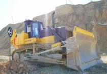 На Тимлюйском цементном заводе в Бурятии продолжается обновление парка горной спецтехники