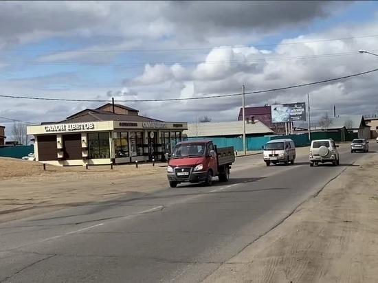 Часть улицы Ивановской перекроют для ремонта с 20 мая в Чите