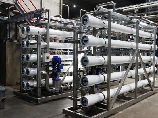 В костромской Шарье на деревообрабатывающем предприятии создана  уникальная система очистки сточных вод