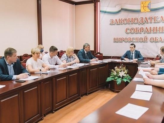 В Кирове школу на Пролетарской сдадут к концу года