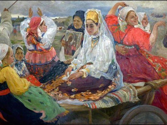 «Ах, эта свадьба»: Как в Псковской губернии невест и женихов били кнутом и морили голодом