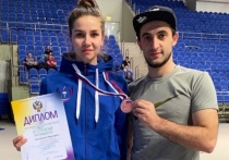 Тхэквондистка из Иванова стала третьей на Чемпионате России