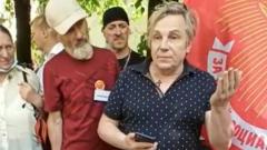 Виктор Салтыков пришел в суд поддержать Платошкина