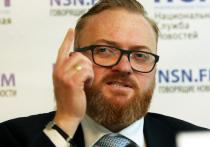 Милонов предложил подключить Нурмагедомедова к борьбе с «гейством»