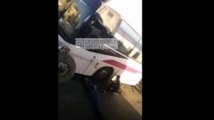 Водитель на Сахалине погиб под собственным автобусом