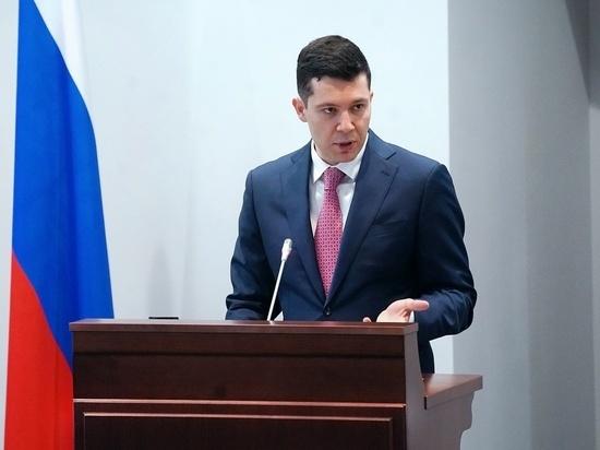 Губернатор Калининградской области пожелал воссоединения «семьи советских народов»