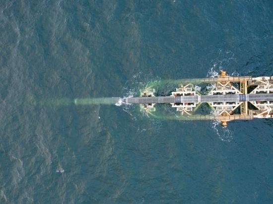 Белый дом продолжает вставлять палки в колеса российскому экспортному газопроводу