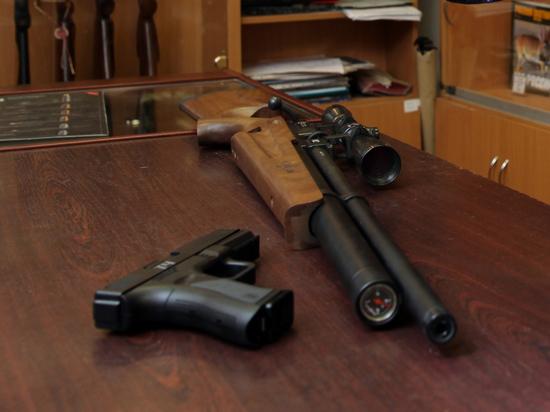 Ужесточение закона по оружию