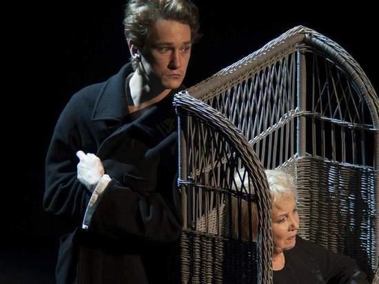 «Литургию Zero» представили в Москве в программе «Достоевский и театр»