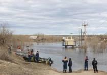 Из-за подъёма воды в Якутске и Кангалассах подтапливает Даркылах