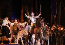 На премьере в Башкирской опере уфимцы впервые услышали поющего Дон Кихота