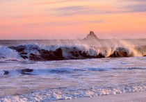 У побережья Камчатки за сутки произошло два землетрясения