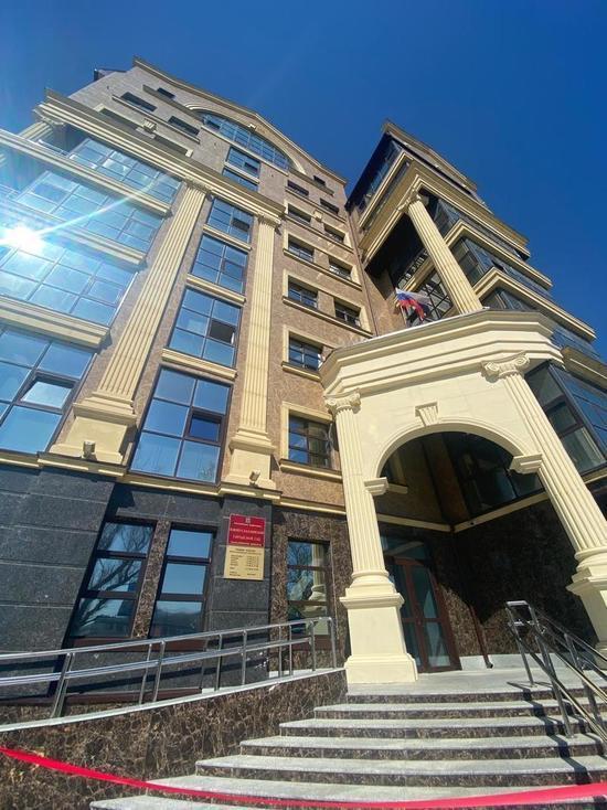 Снаружи шикарно, внутри скучно: в Южно-Сахалинске открылось новое здание городского суда