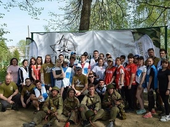 В Кировской области мальчики играют в войну