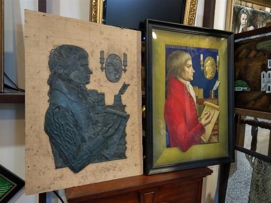 В арт-бренды Кировской области вводят вятского Ломоносова - поэта Кострова