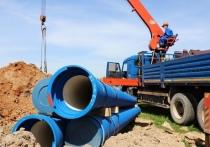 В Кохме началось строительство водопровода протяженностью 2,5 километра