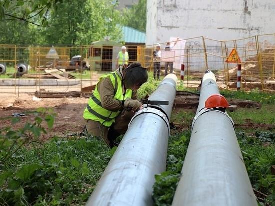 Т Плюс планирует обеспечить кировчан горячей водой на время реконструкций теплосетей