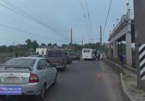 В Иванове водитель автобуса сбил подростка