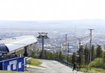 Юрий Трутнев посетил главный горнолыжный курорт островного региона