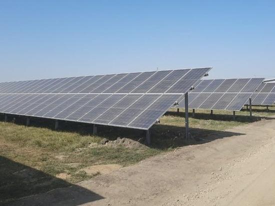 """Специалисты """"Россети Кубань"""" подключили к сетям солнечную электростанцию в Адыгее"""