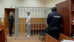 """""""Лимонадному отравителю"""" вынесли приговор: видео из суда"""